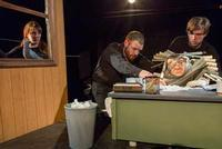 The Pigeoning in Off-Off-Broadway