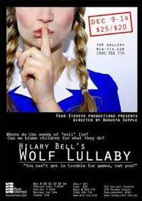 Wolf Lullaby in Australia - Perth