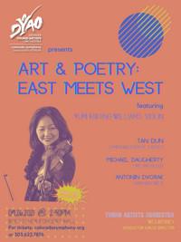 DYAO presents Arts & Poetry: East Meets West in Denver