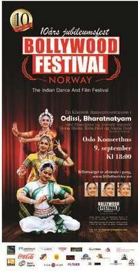 Hema Malini Dance Show in Norway