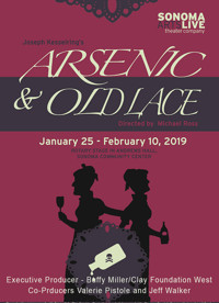 Arsenic and Old Lace in San Francisco
