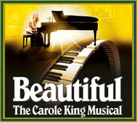 Beautiful: The Carole King Musical in Broadway