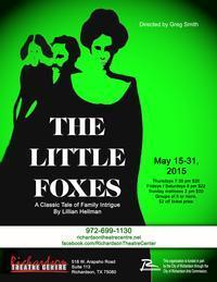 The Little Foxes in Dallas