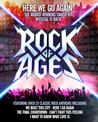 Rock of Ages in UK / West End