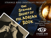 The Strange Secret of Mr. Adrian Rook in Houston