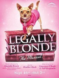 Legally Blonde the Musical in South Bend