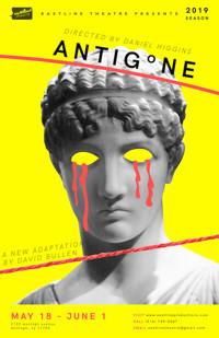 Antigone, a new adaptation by David Bullen in Long Island