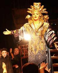 Turandot in Hungary