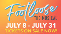 Footloose the Musical in Salt Lake City