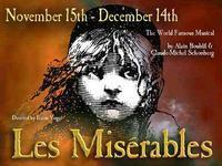 Les Miserables in Off-Off-Broadway