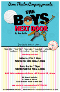 The Boys Next Door in Broadway