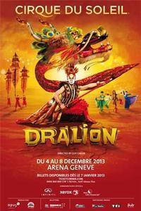 Dralion in Switzerland
