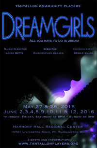 Dreamgirls in Baltimore