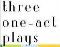 Three one-act plays in Australia - Perth