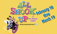 ALL SHOOK UP: A New Musical Comedy in Broadway