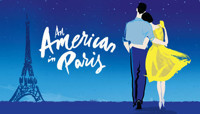 An American in Paris in Broadway