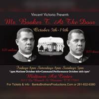 Mr. Booker T at the Door in Houston