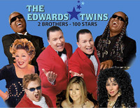 The Edwards Twins in Broadway