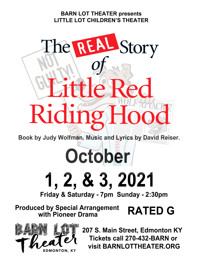 The REAL Story of Little Red Riding Hood in Louisville