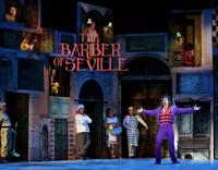 The Barber Of Seville  in Australia - Adelaide