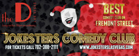 Jokesters Comedy Club - Nightly Stand Up Show in Las Vegas