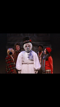Frosty the Snowman in Broadway