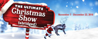 The Ultimate Christmas Show (abridged) in Houston