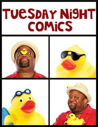 Tuesday Night Comics at North Coast Rep in Broadway
