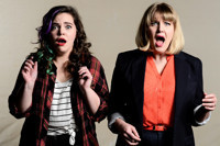 Freaky Friday in Off-Off-Broadway