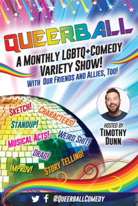 Queerball, a LGBTQ+ Comedy Variety Show in Other New York Stages