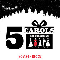 5 Carols For Christmas in Salt Lake City