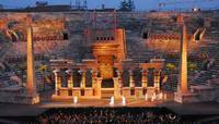 Aida in Italy
