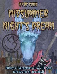 A (pop punk) Midsummer Night's Dream in Brooklyn