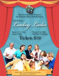 Ken Ludwig's Leading Ladies in Broadway