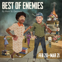 Best of Enemies in Books