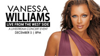 Vanessa Williams : Live from the West Side in Central Pennsylvania