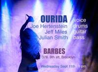 Ourida @ Barbes in Brooklyn