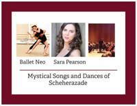 Adelphi Orchestra:Mystical Songs and Dances of Scheherazade in Broadway