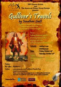 Gulliver's Travels in Indonesia