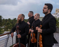 Amernet String Quartet in CONNECTICUT