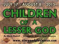 Children of A Lesser God in Rockland / Westchester