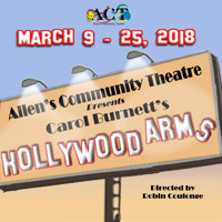 Carol Burnett's Hollywood Arms in Off-Off-Broadway