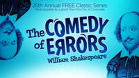 The Comedy of Errors in San Diego Logo