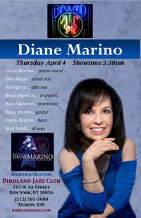 Diane Marino in Off-Off-Broadway