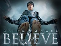 Criss Angel Believe from Cirque du Soleil in Las Vegas