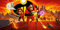 INCREDIBLES 2 in Broadway