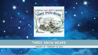 THREE SNOW BEARS in Minneapolis