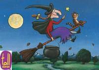 Room On The Broom in Ireland
