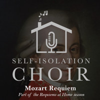 The Self-Isolation Choir presents Mozart's Requiem in UK / West End Logo