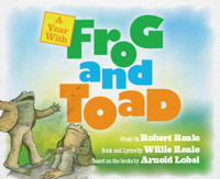 A Year With Frog and Toad (Theatre for Young Audiences) in Broadway
